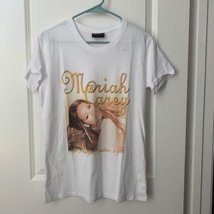 Mariah Carey All I Want For Christmas Graphic Tee